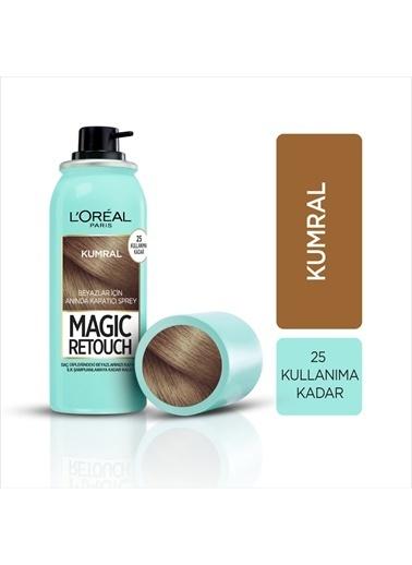 L'Oréal Paris Magıc Retouch Kumral Renkli
